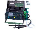 Цифровий прилад для вимірювання параметрів ізоляції METRISO PRIME PLUS