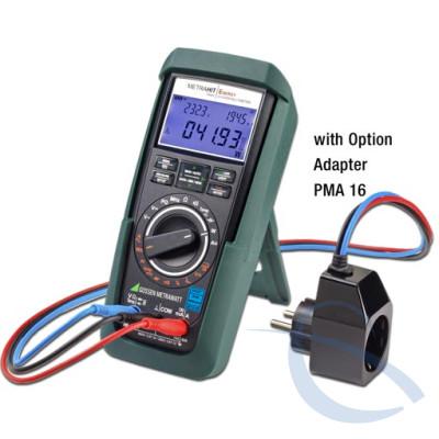 Цифровой прецизионный мультиметр-анализатор качества METRAHIT ENERGY