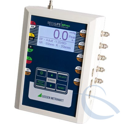 Багатопараметричний симулятор НІАД SECULIFE BP PRO