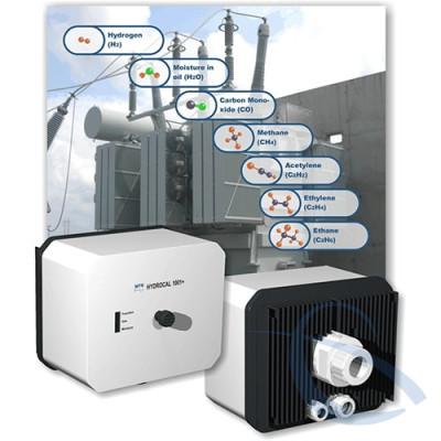 Комбинированный датчик газов и воды в трансформаторном масле HYDROCAL 1001 plus
