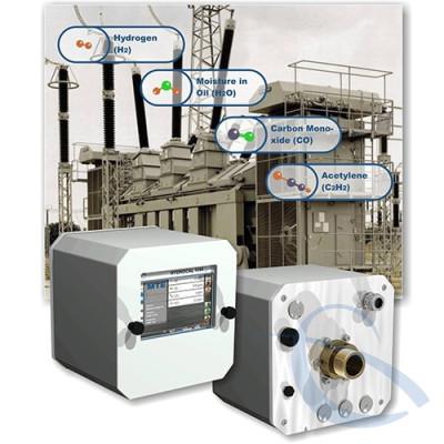 Система онлайн-DGA анализа растворённых газов и влажности в масле силовых трансформаторов HYDROCAL 1004 genX