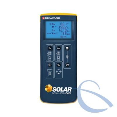 Тестер солнечных установок Solar PV150