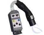 1-/3-фазный тестовый адаптер PRO-TYP II для зарядных станций PROFITEST