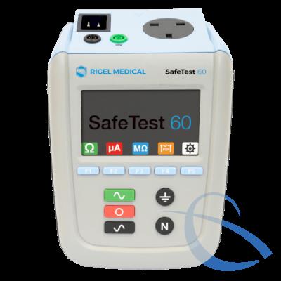 Аналізатор електробезпеки медичних пристроїв Rigel SafeTest 60