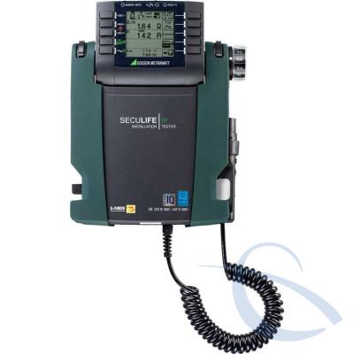 Контрольний прилад для випробувань медичних електричних установок і систем SECULIFE IP IQ
