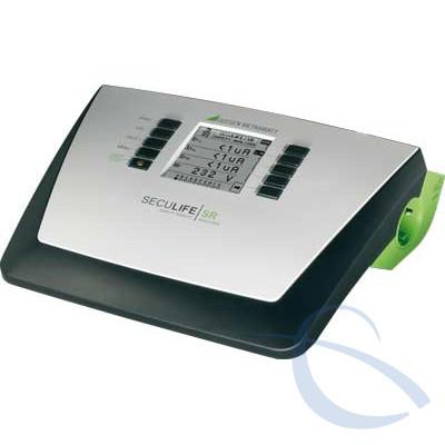 Вимірювач параметрів безпеки електрообладнання SECULIFE SR