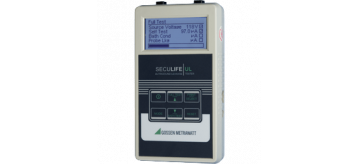 SECULIFE UL – тестер утечки тока для ТЕЭ